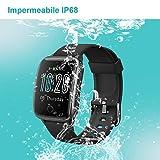 Zoom IMG-1 willful smartwatch orologio fitness uomo