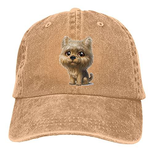 HUMYBEN Gorra de béisbol ajustable de algodón unisex para regalo de papá, marido, amigo, hermano, tío, abuelo, abuelo natural