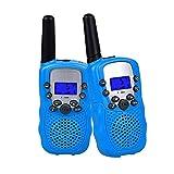 Chicos Walkie Talkies, Llamada De Voz Multifunción Inalámbrico De Mano Juguetes Acampar Al Aire Libre Interphones Sin Azul Batería