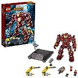 LEGO the Super Heroes-Hulkbuster: edición Ultrón, figura de acción de juguete basado en las películas de Avengers (76105)