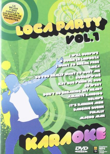 Loca Party Karaoke [DVD]