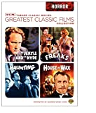Best Film Waxes - TCM Greatest Classic Films Collection: Horror Review