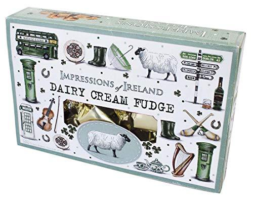 Impressions Of Ireland Dairy Cream Fudge 200g