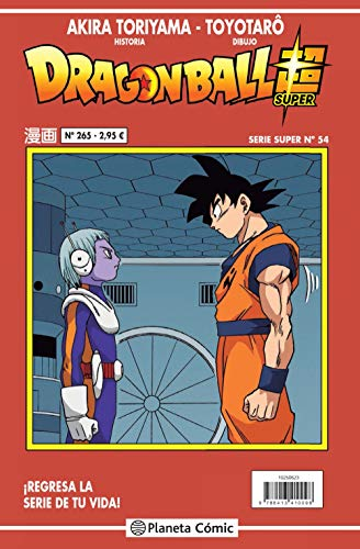 Dragon Ball Serie Roja nº 265 (Manga Shonen)