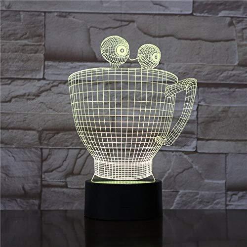 Landkarte Japan Nachtlicht Illusion Touch Sensor Farbe Kind Kind Baby Geschenk Globus Tischlampe Schreibtisch
