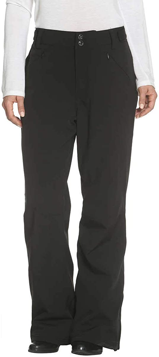 Gerry Ladies' Snow Pant Black Popular overseas cheap