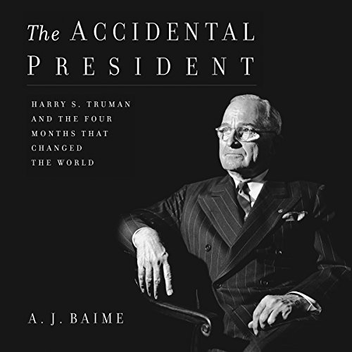 The Accidental President cover art