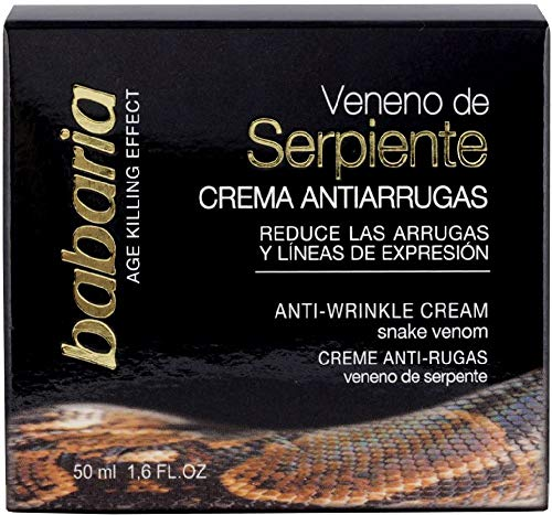 Babaria Veneno Serpiente Crema Antiarrugas 50 ml (8410412024976)