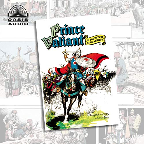 Prince Valiant in the Days of King Arthur Titelbild