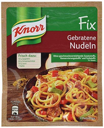 Knorr Fix Gebratene Nudeln 3 Portionen (23 x 30 g)
