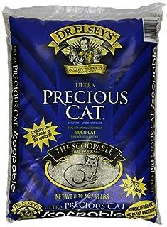 2 Pack Precious Cat Ultra Premium Clumping Cat Litter 18 Pound Bag