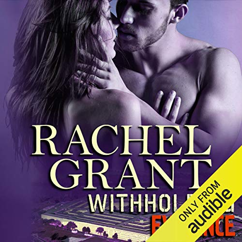 Withholding Evidence Audiobook By Rachel Grant cover art