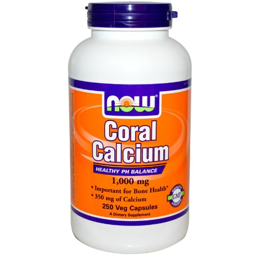 Coral Calcium 1000mg 250v-caps
