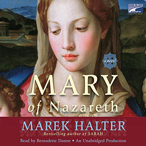 Mary of Nazareth audiobook cover art
