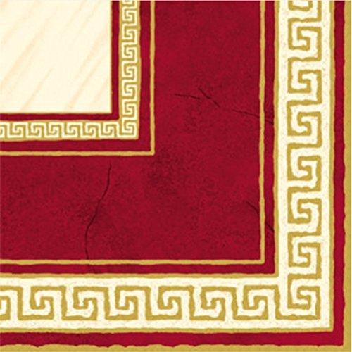 'Athena rosso scuro '–Everyday 2016–Tat–Confezione da 20tovaglioli–3PLY–33x 33cm