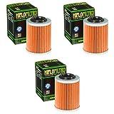 3x Filtri olio CAN-AM Renegade 800 R X-xc EFI 10-12 Hiflo HF152