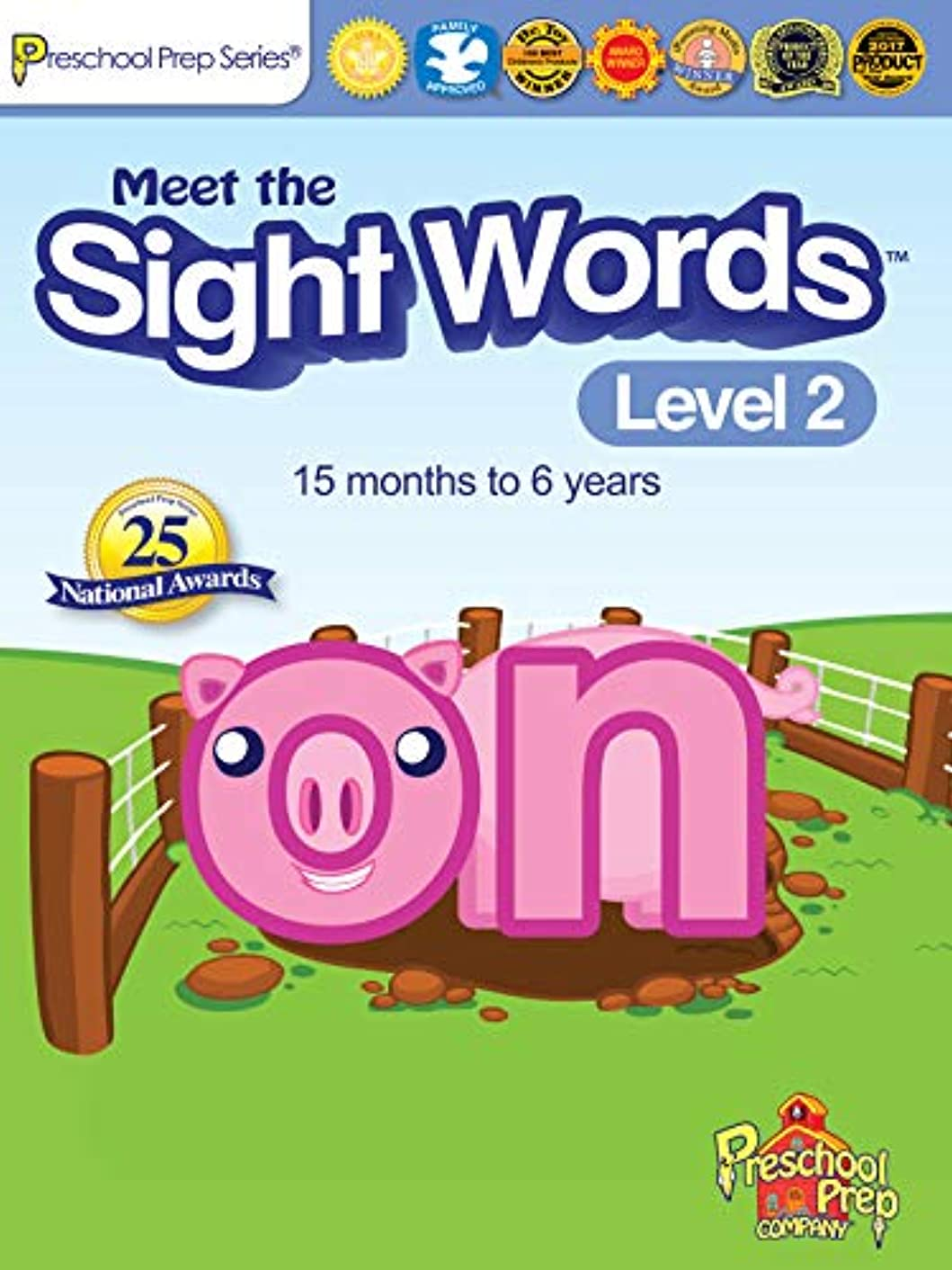 Meet the Sight Words - Level 2