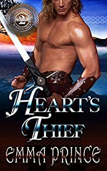 Heart's Thief (Highland Bodyguards, Book 2) by [Emma Prince]