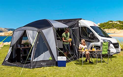 BERGER Liberta-XL Busvorzelt Reisemobilvorzelt Vorzelt Camping Anbauhöhe 240-290 cm