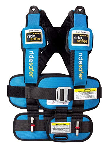 Amazing Deal Safe Traffic System, Inc. Ride Safer Travel Vest Gen 5, X-Large, Blue