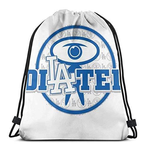 asdew987 Bolso de cordón Makeheal con diseño de personas dilatadas, unisex, con cordón, bolsa de deporte, bolsa grande con cordón, mochila de gimnasio a granel
