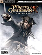 Pirates of the Caribbean - At World's End Official Strategy Guide de BradyGames