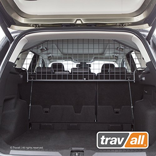 Travall Guard Hundegitter Kompatibel Mit Ford Kuga (2013-2019) Escape (Ab 2012) TDG1411 - Maßgeschneidertes Trenngitter in Original Qualität