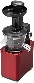 【石臼式低速圧縮でサラサラ飲みやすい】 スロージューサー MA-632