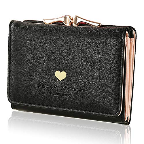 Women's Wallet Purses - KQueenStar Leather Wallet Women Credit Card...