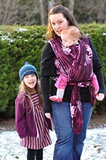 Wrapsody Stretch - Hybrid Wrap Rowan Baby Carrier