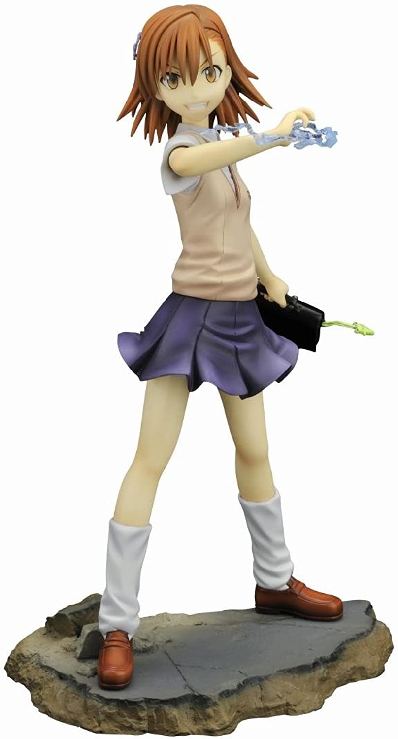 A Certain Magical Index  Misaka Mikoto PVC Figure 1 8 Scale