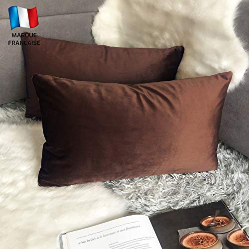 Cojines Sofa 50X50 Modernos cojines sofa  Marca Douceur De Plumes