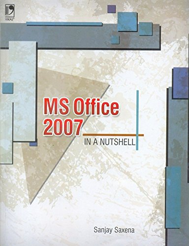 MS Office 2007 in a Nutshell (English Edition)