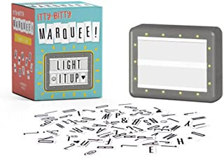 Itty-Bitty Marquee: Light It Up! (RP Minis)