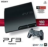 Sony Playstation 3 160GB System (Renewed)