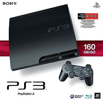 Sony Playstation 3 160GB System  Renewed