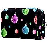 Personalisierbare Make-up-Pinsel-Tasche, tragbare Kulturtasche für Frauen, Handtasche, Kosmetik, Reise-Organizer, Spielküche