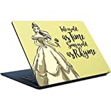 Skinit Decal Laptop Skin for Surface Laptop - Officially Licensed Disney Belle Tale As Old As Time Design