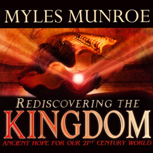 Rediscovering the Kingdom audiobook cover art