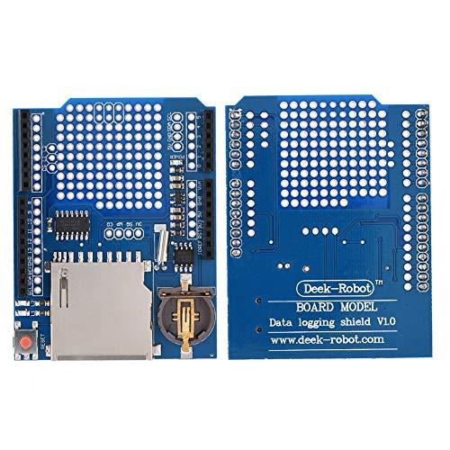 Módulo de adquisición de Datos de Inicio rápido Grabador de Datos Reloj en Tiempo Real Mini 1Pc para Leonardo o ADK/Mega R3 o Superior