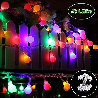 GreenClick Outdoor String Lights