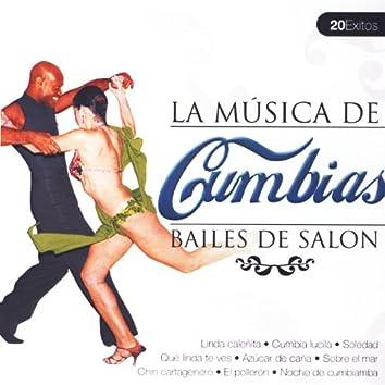 Bailes De Salón Cumbias (Ballroom Dance Cumbias)
