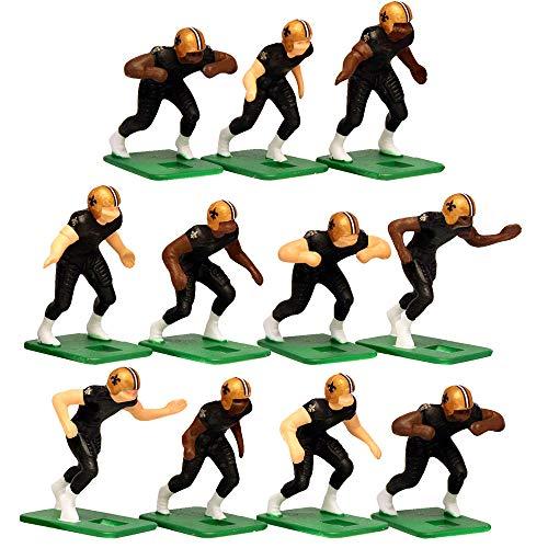 New Orleans SaintsHome Jersey NFL Action Figure Set