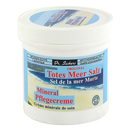 Dr. Sachers TOTES MEER SALZ MINERAL Pflegecreme 250 ml