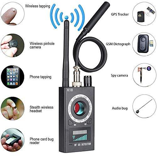 Detector, winnes RF señal Bug Detector, anti Mini cámara Detector...