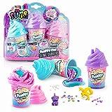 SO DIY Slime Fluffy – Pack de 3 Batidos – SSC 101, Multicolor (Canal Toys SSC101)