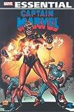 Essential Captain Marvel, Vol. 1 (Marvel Essentials) (v. 1)
