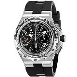 [ブルガリ] 腕時計 ディアゴノ ブラック文字盤 DP45BSTVDCH/GMT 並行輸入品 ブラック