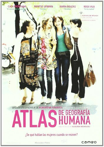Atlas of Human Geography ( Atlas de geograf?a humana ) [English subtitles] [DVD] by Cuca Escribano