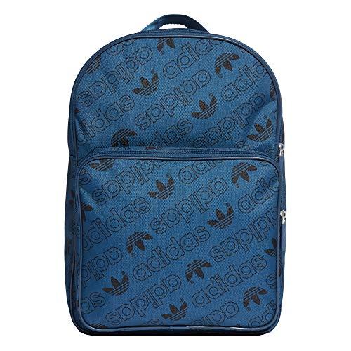 adidas Unisex_Adult BP CL M AC GR Daypack, Multicolour (Marley/Gricen), 24x36x45 Centimeters (W x H x L)